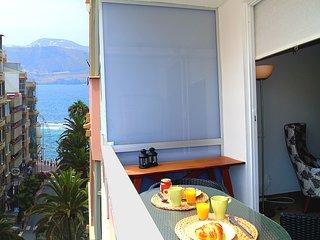 Scandinavian-style studio with balcony, Las Palmas de Gran Canaria