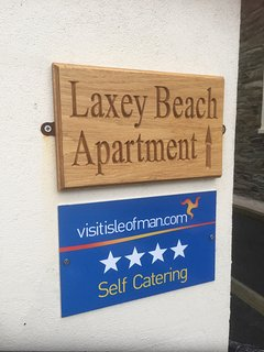 Accredited 4 star with comments that bathroom is 5 star :-)