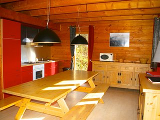 Beautiful Chalet lakeview sauna 12p. near slopes, Gerardmer