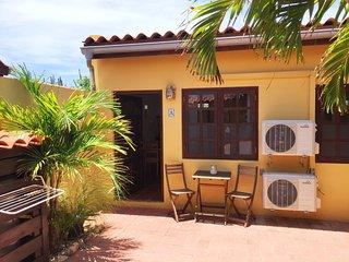 Aruba Studios, 3 minutes drive from the beach, Noord