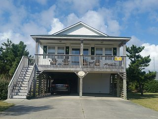 Private Pool, Hot Tub, Walk to the Beach! KDH-34, Kill Devil Hills