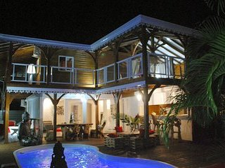 Villa Fleur de Lotus, holiday rental in Saint Francois