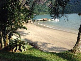 Casa com praia privativa, Angra Dos Reis