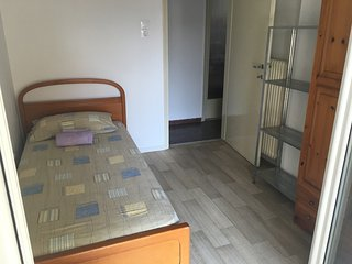 Private & Central room with balcony in a flatshare