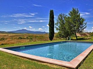 Villa Poderuccio with private pool, Castiglioncello del Trinoro