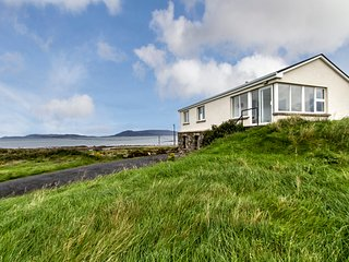 Beach house, Louisburgh, Mayo, Ireland,