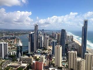 DIRECT OCEAN VIEWS  (1004 OR1003)SURFERS PARADISIE, Surfers Paradise
