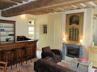 La Maison d'Huguette, Vibraye