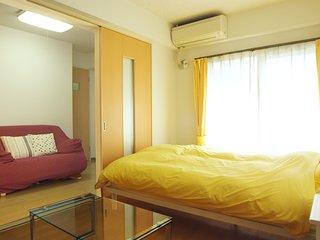 Nishi-Ogikubo 1BR apartment Type-B2 (SSH-B2) 7F, Suginami