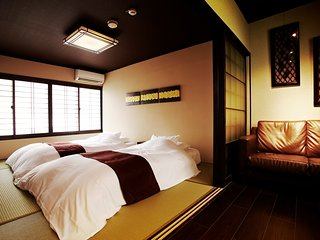 Senraku  - Beautifully Restored House in Central Kyoto! - Free WiFi