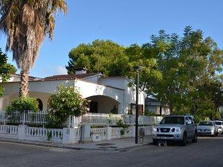 Acogedora casa a 30 metros de una preciosa playa