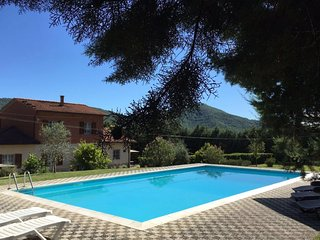 Villa Nonno Cortona with private swimming pool