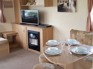 Caravan to rent, Skipsea