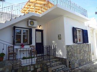 Katerina's home., Ormos Korthiou