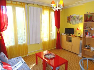 PARIS Appartment for 4 Pers. Nearly the Metro, Saint Ouen
