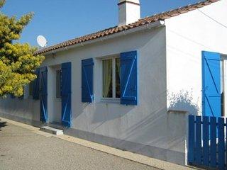 NOIRMOUTIER, AUX ABORDS DE LA, Noirmoutier en l'Ile