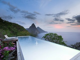 Villa Coulibri - St Lucia Luxury Villa Rental