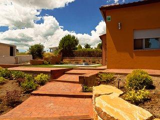 Villa con solarium y piscina en la Costa Brava, Sils