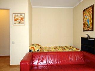 Cozy apartment near business center Moscow-city