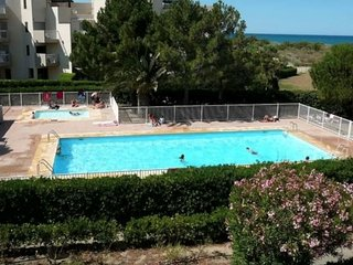 Studio direct plage, Saint-Cyprien