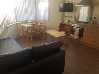 1 bed flat Oakfield street Cardiff