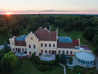 """POKVÁR castle"" an old mansion house,, Gyor"