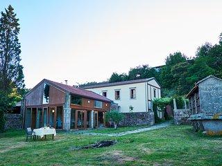 Casa Rural A Ribeira do Tambre Santiago Compostela, Troitosende