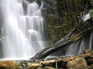 Three Pools Waterfalls