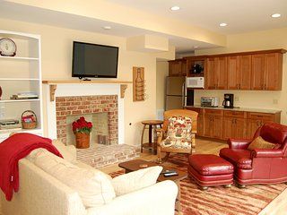 Close to the Heart of Cville - Guest Suite with Mountain Views - Long-term Okay!, Charlottesville
