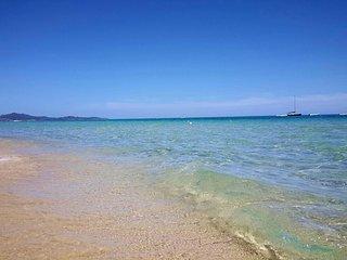 Free Beach Residence, appartamento a 100mt dalla spiaggia privata, Costa Rei