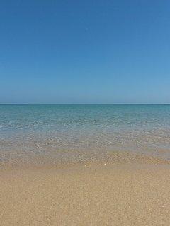 spiaggia di Costa Rei sotto casa