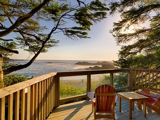 Large Yurt 4 | WYA Point Resort, Ucluelet