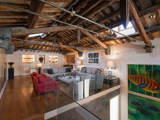 Best Penthouse in Centro, Rome