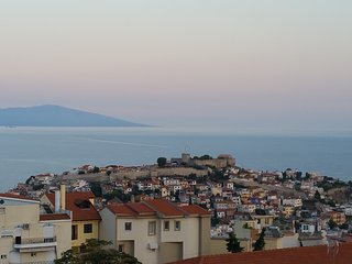 Family apartment with a breathtaking view.., Kavala
