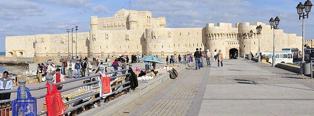 The Market Of Qaitbay