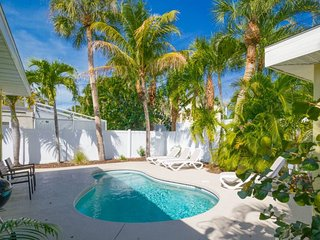 Seaside Cottage, Siesta Key