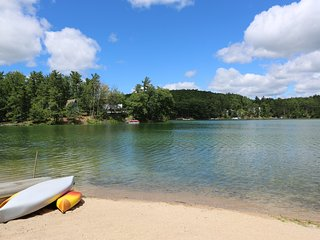 Tranquil Beach Retreat - Scenic Arbutus Lake