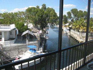 Dockside Condo and Boat