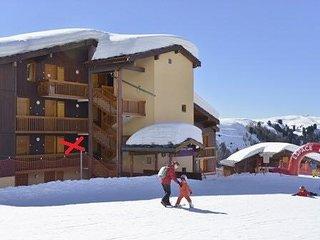 BELLE PLAGNE 65M²- ski aux pieds - 4 pièces -3chb, Belle Plagne