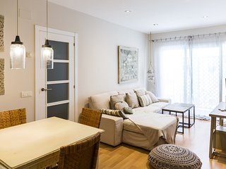 Luxury apartment for 4 in the center of Sitges