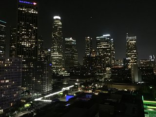 DTLA penthouse apt. W gorgeous skyline view, Los Angeles
