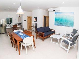 Lujoso y nuevo apartamento en Condominio La Bahia