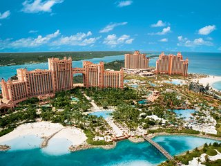 Christmas in Atlantis, Paradise Island, Bahamas