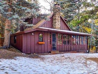 Blue Spruce Cabin