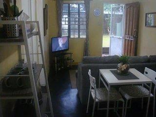 BEST VALUE 2 [Garden Kitchen 2Beds] Angeles Apart, Angeles City