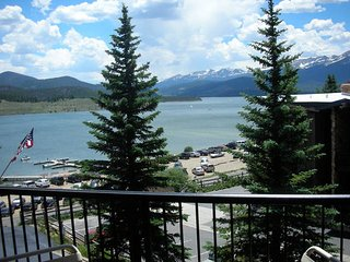 Two Bedroom Lake Front Condo, Marina Place, Dillon