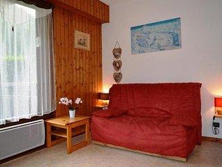 SHERPA Studio + small bedroom 4 persons, Le Grand-Bornand