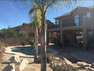 A spacious GEM in Tucson with a Pool!