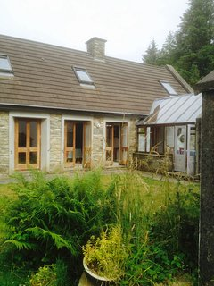 Artist owned house in rural West Cork, Skibbereen
