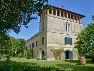 Villa Giola, Fauglia